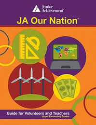JA Our Nation<sup style='text-decoration:none;'>®</sup>